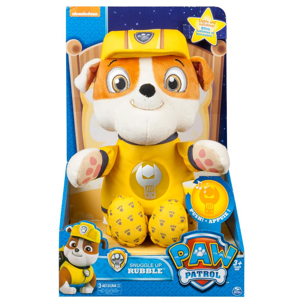 Paw Patrol - Snuggle Up Pup - Rubble
