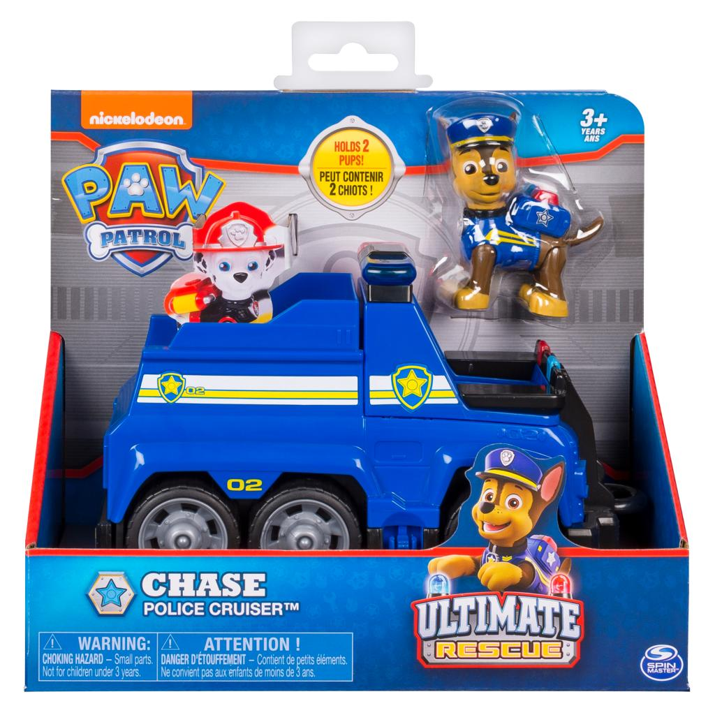 Chase's Ultimate Rescue Police Cruiser