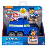 Chase's Ultimate Rescue Police Cruiser Details