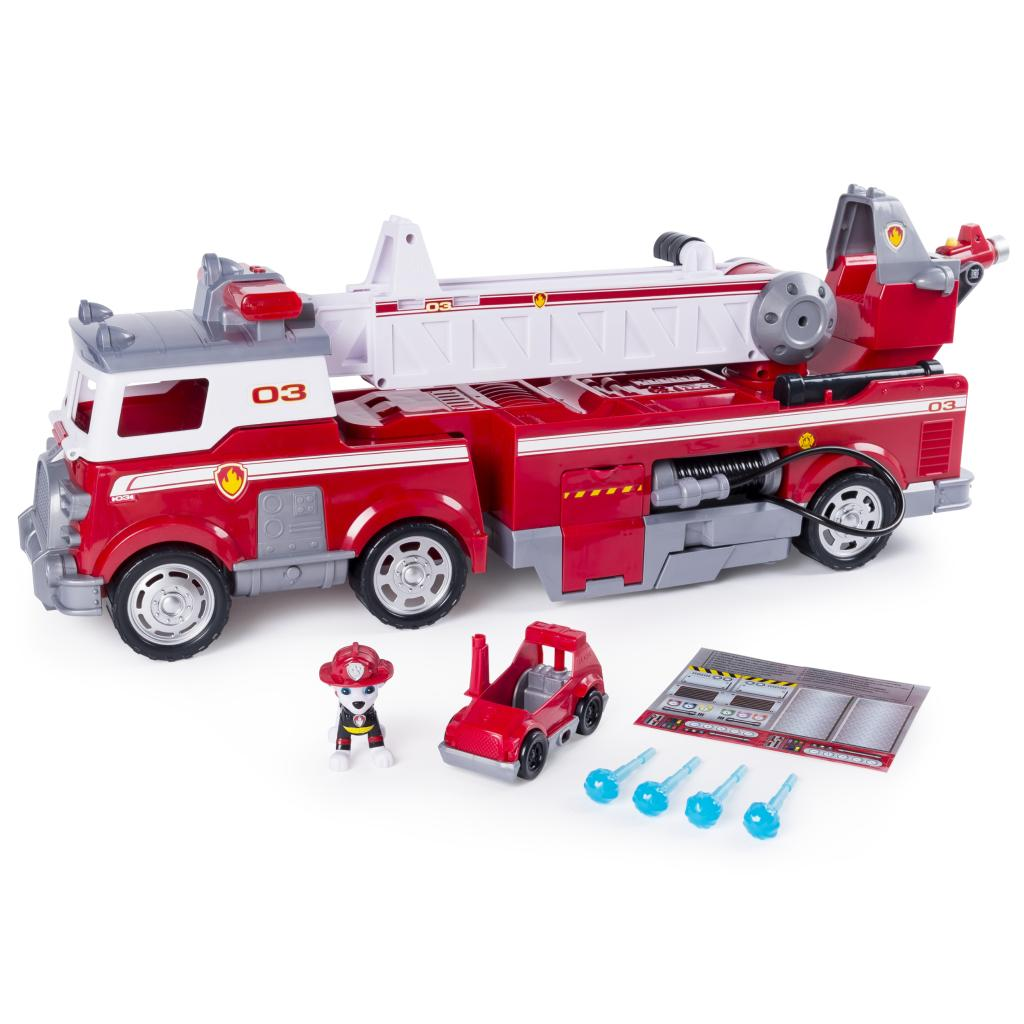Ultimate Rescue Fire Truck Paw Patrol