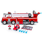 Paw Patrol - Ultimate Rescue Fire Truck with Extendable 2 ft. Tall Ladder