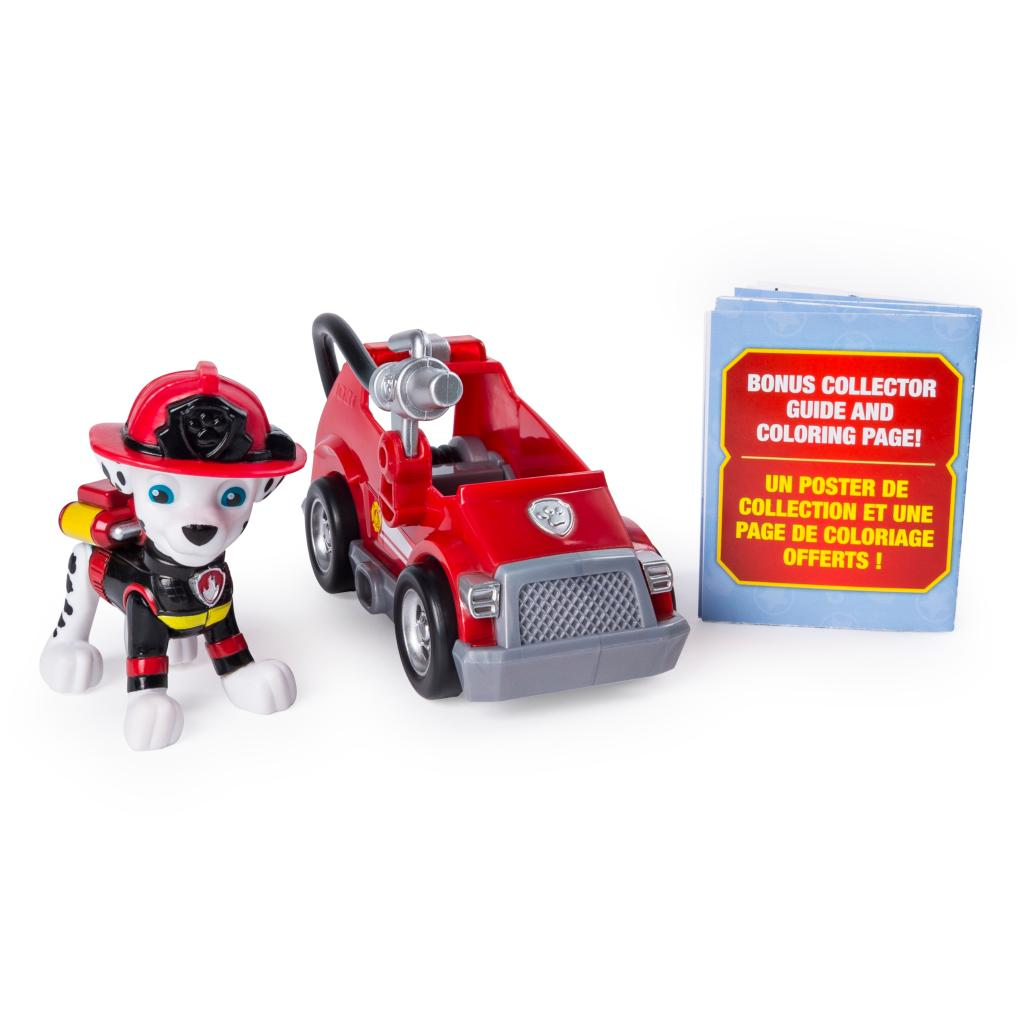 Marshall's Ultimate Rescue Mini Fire Cart