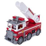 Marshall's Ultimate Rescue Fire Truck Details