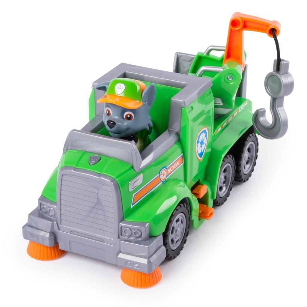 rocky s ultimate rescue recycling truck paw patrol