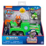 Rocky's Ultimate Rescue Recycling Truck Details