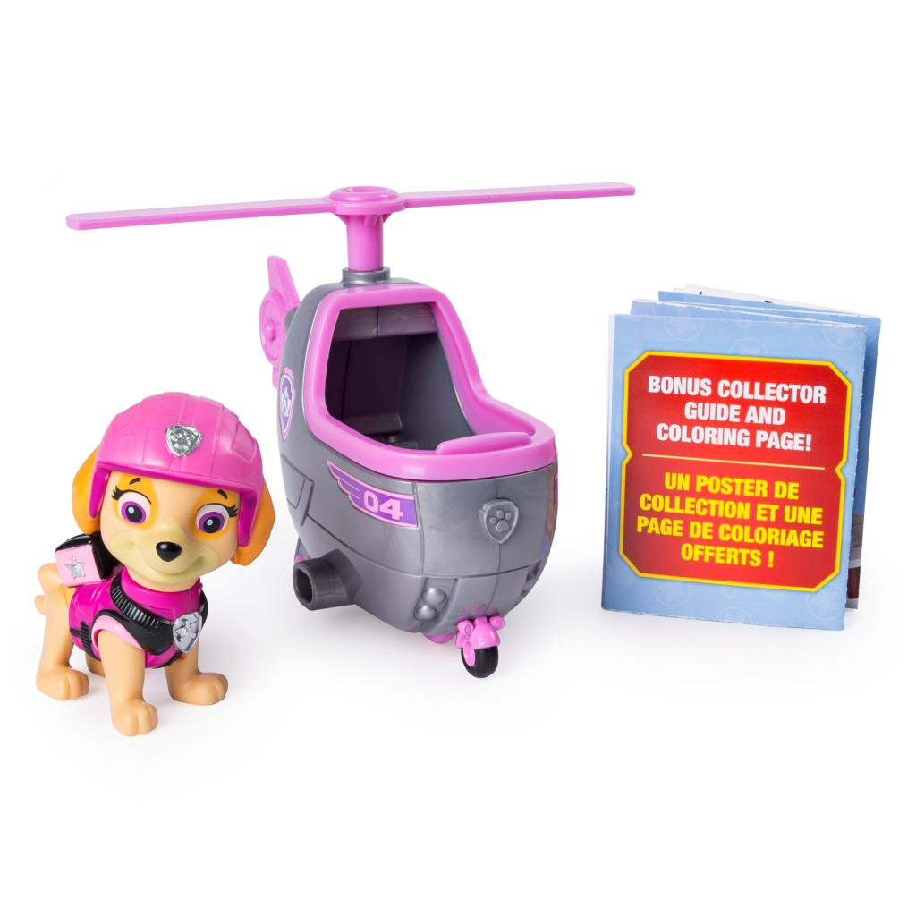 Skye's Ultimate Rescue Mini Helicopter