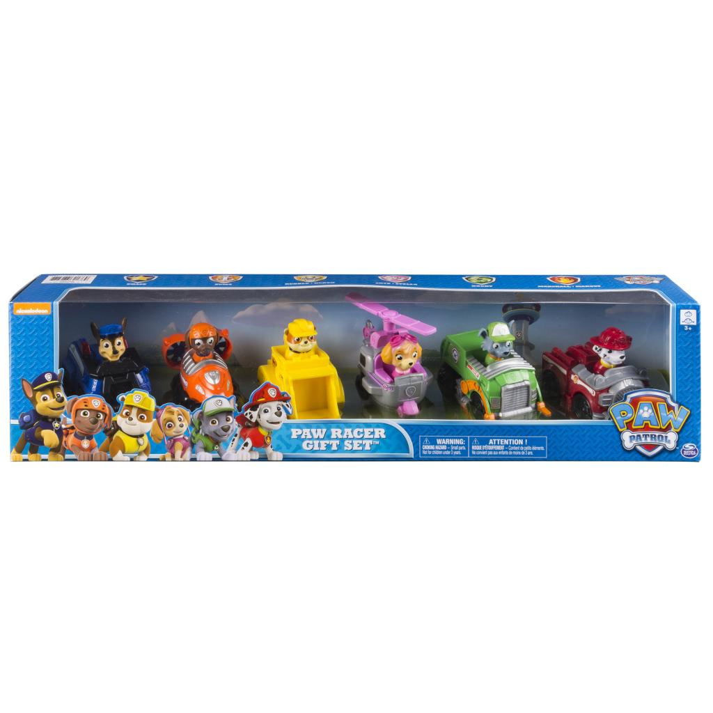 Light up your child s imagination with the entire assortment of PAW Patrol  Racers and go on incredible racing rescue adventure a39cdb48f511
