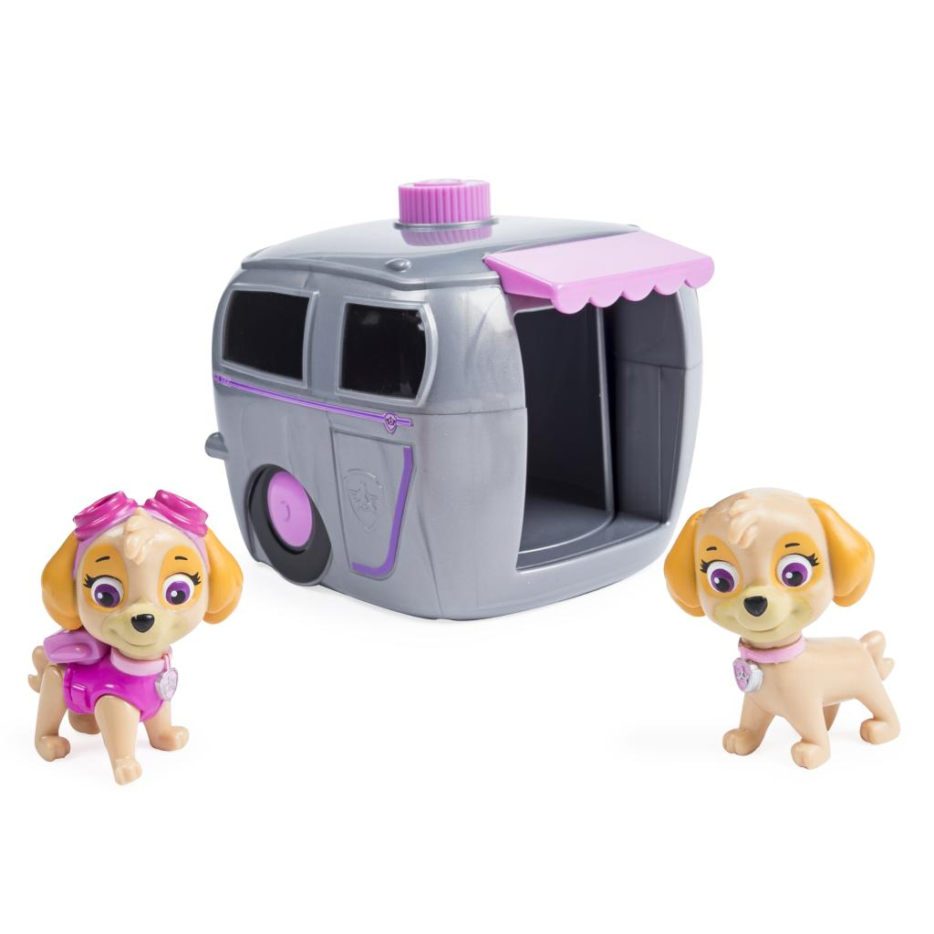 Pup 2 Hero Skye Playset