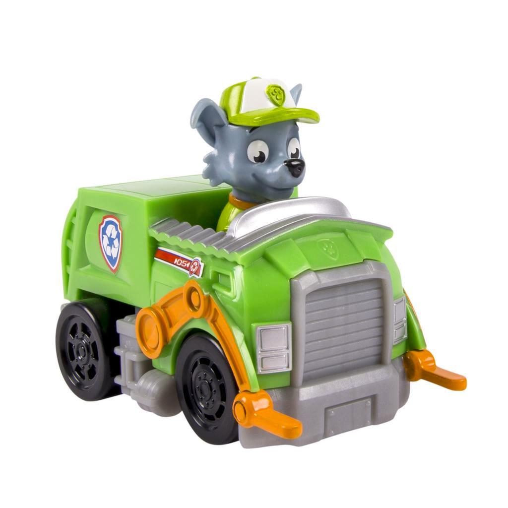 PAW Patrol Racers - Rocky