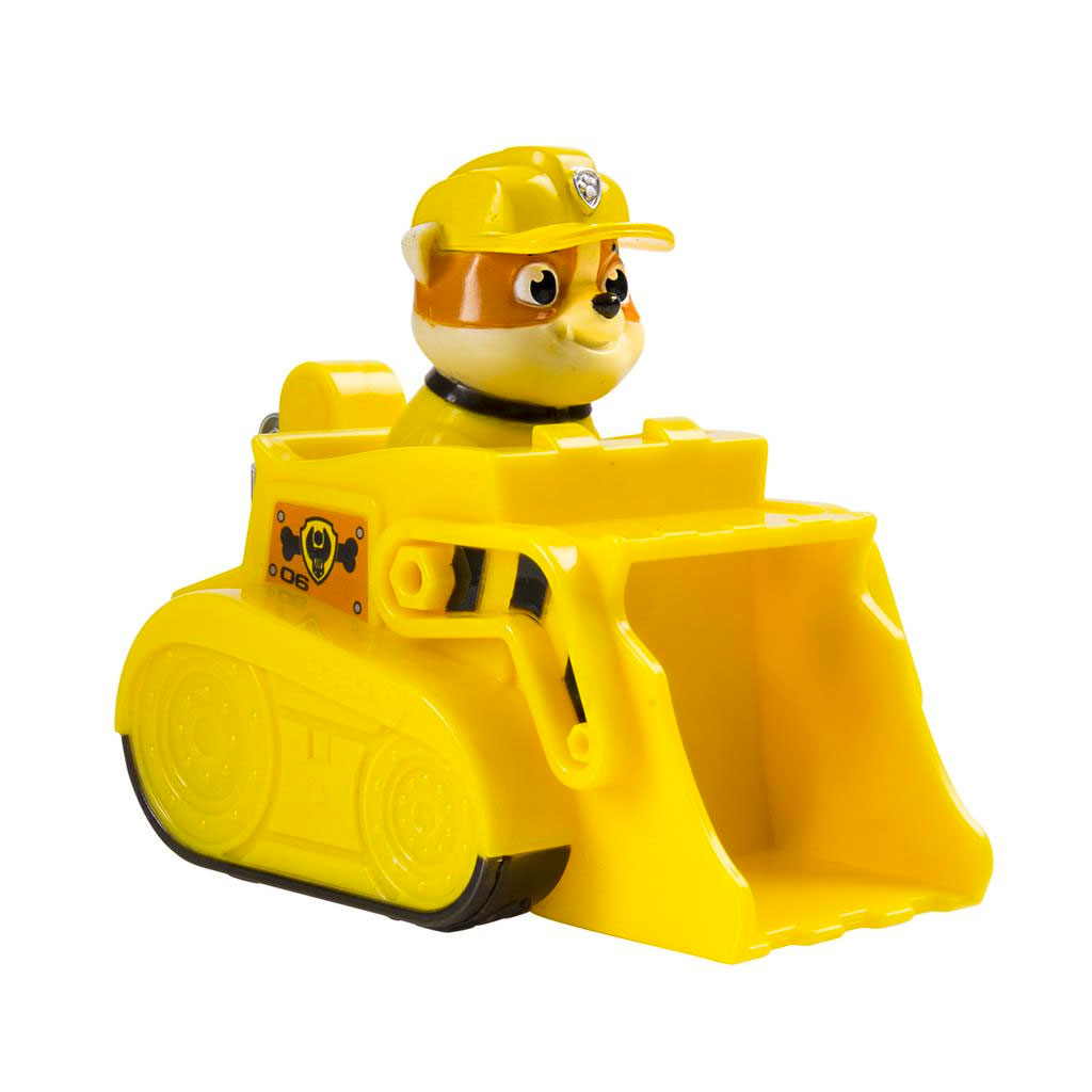 PAW Patrol Racers - Rubble