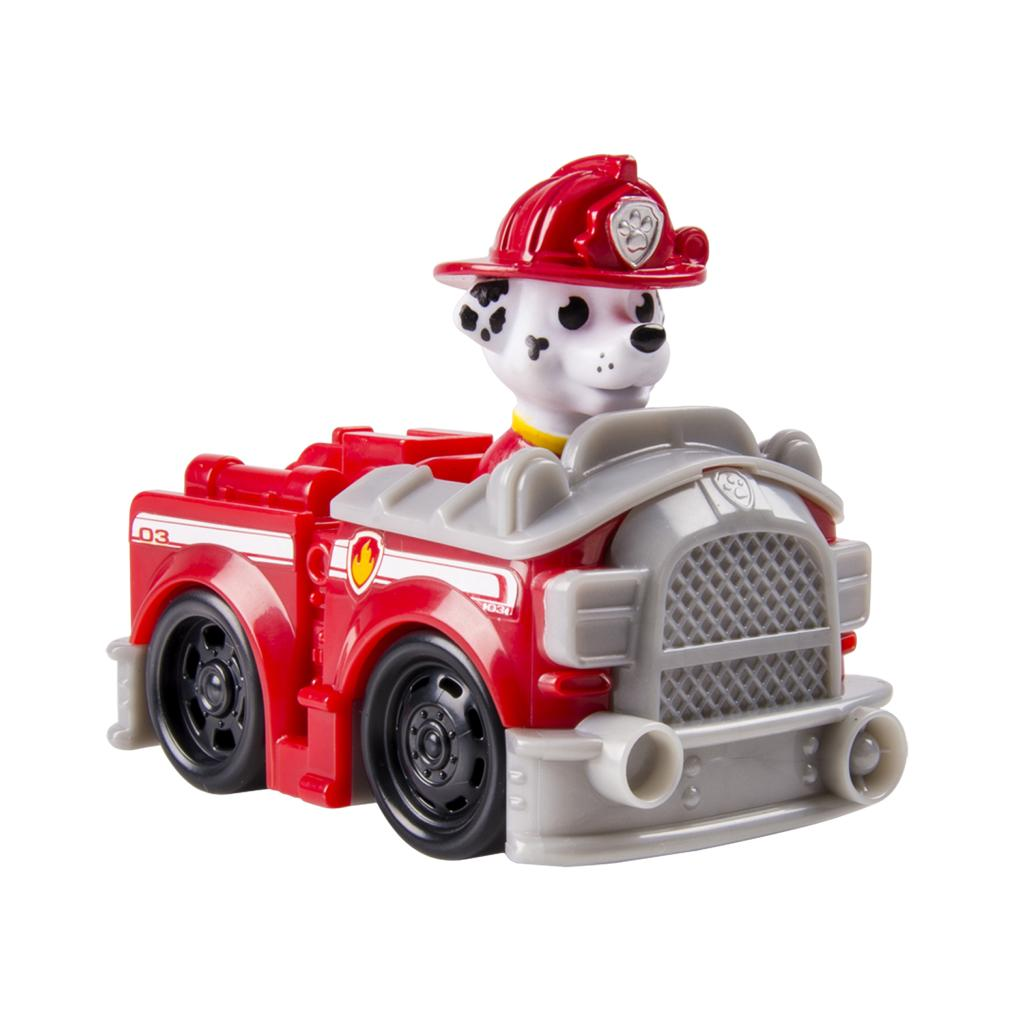 Rescue Racer - Marshall's Firetruck