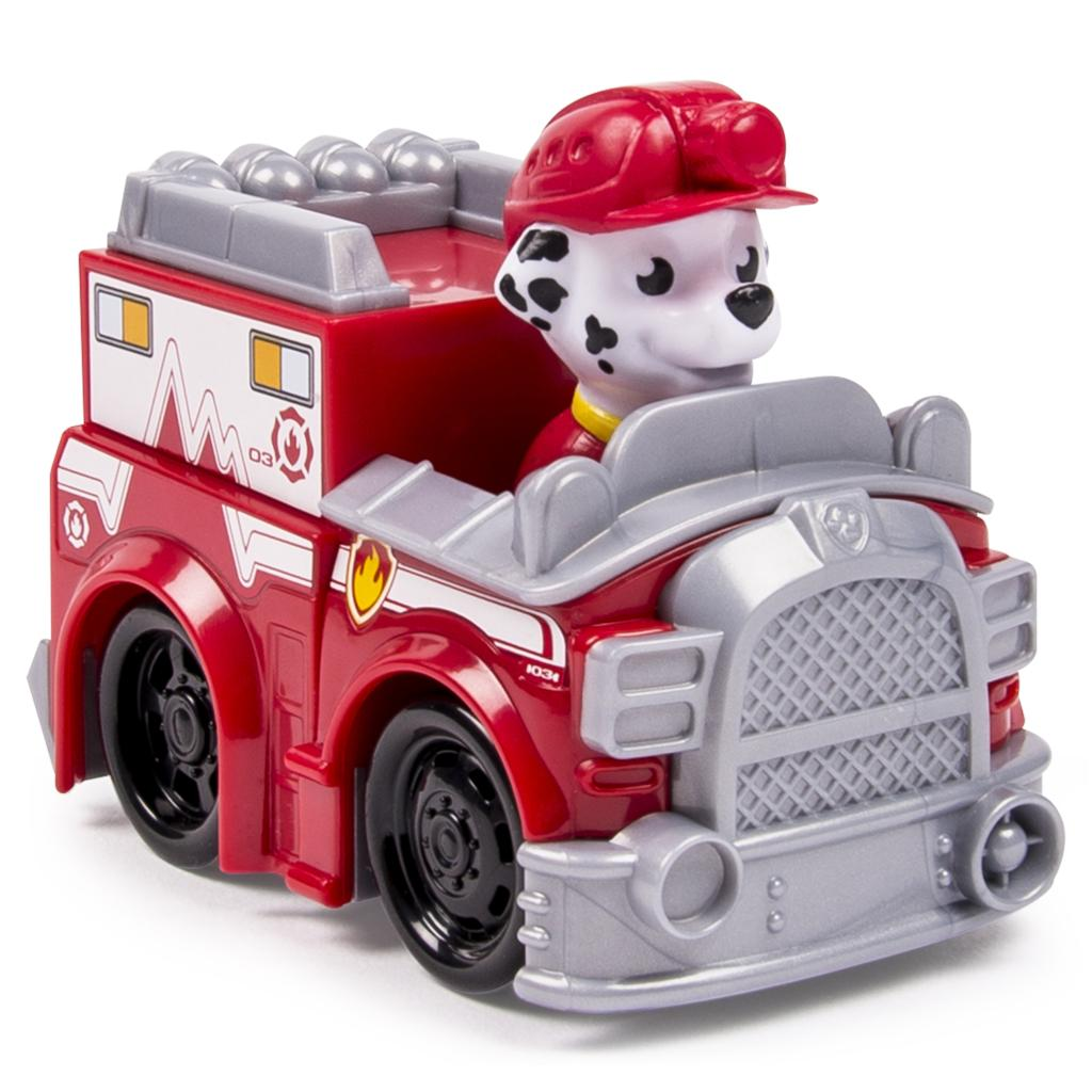 PAW Patrol Racers, Marshall's EMT Vehicle