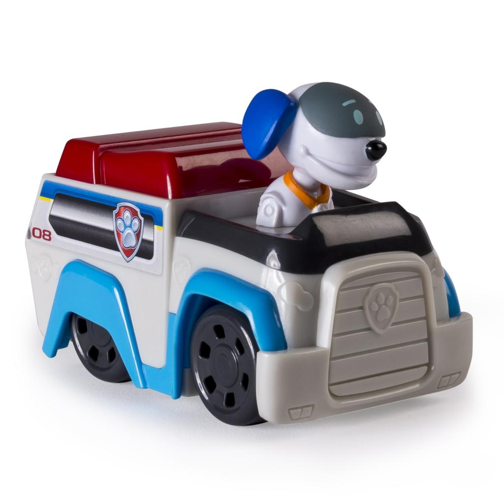 PAW Patrol Racers, Robodog's Vehicle
