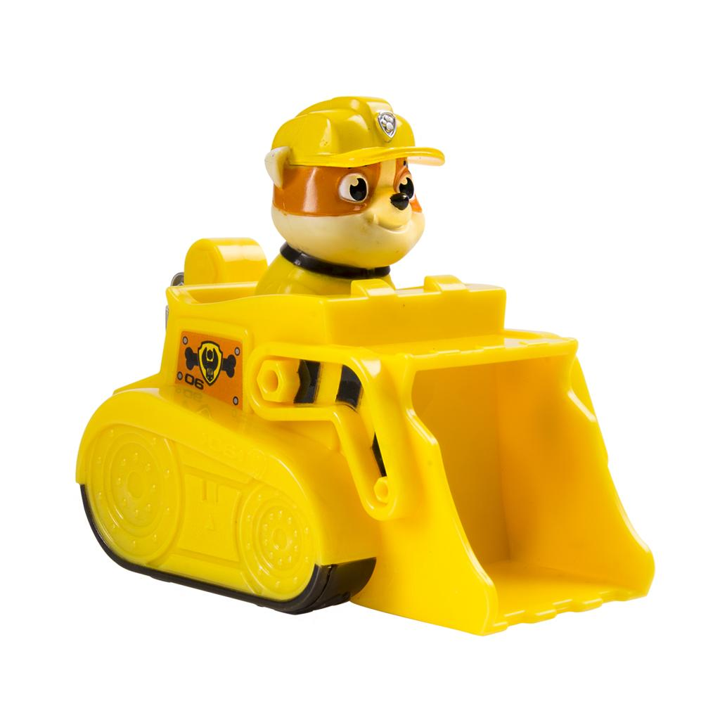 PAW Patrol Racers, Rubble Vehicle