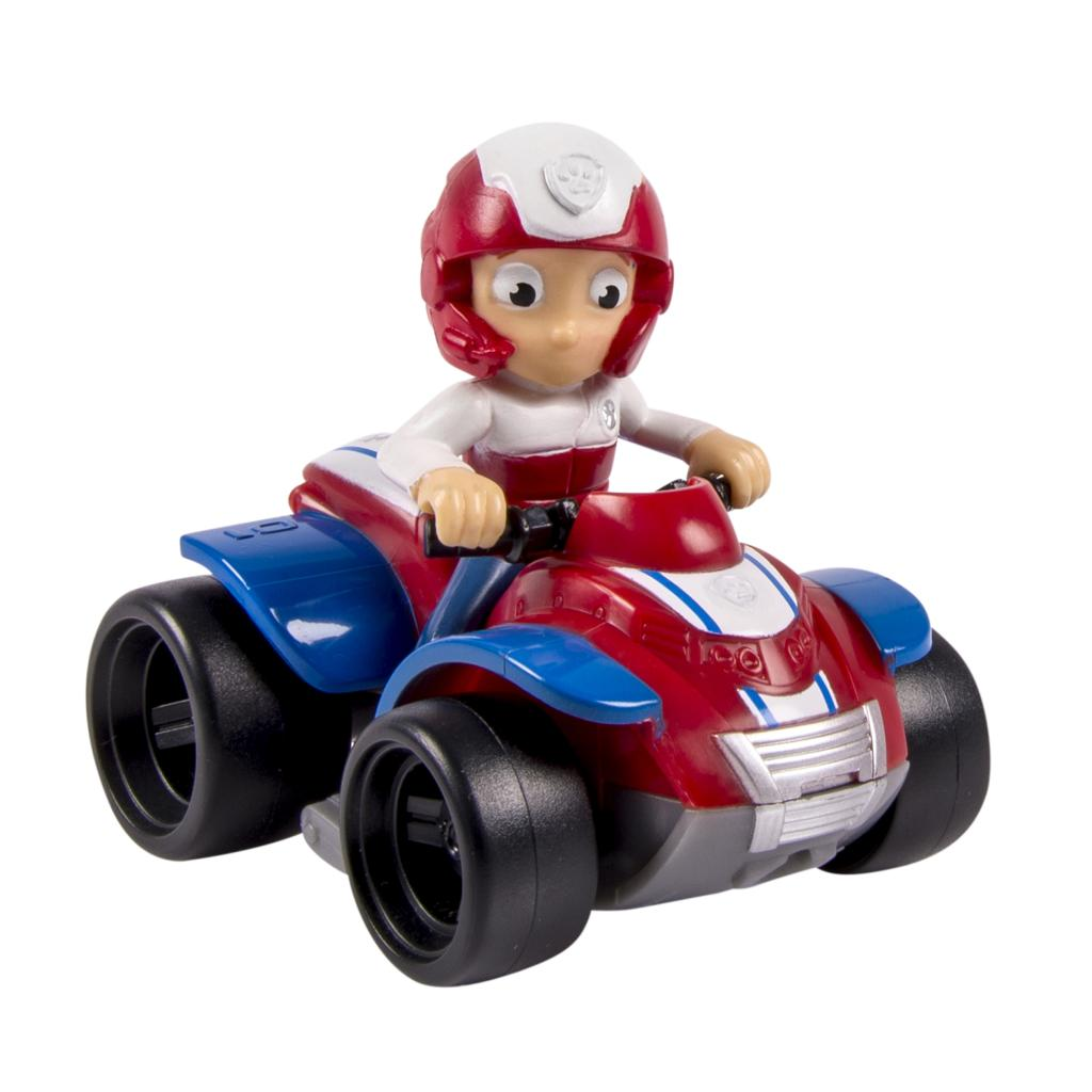 PAW Patrol Racers, Ryder's ATV Vehicle