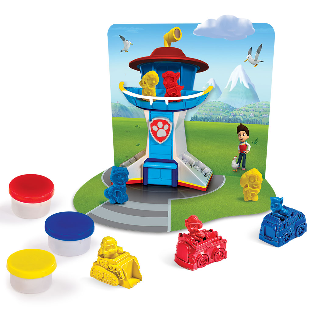 To The Rescue Dough Play Set