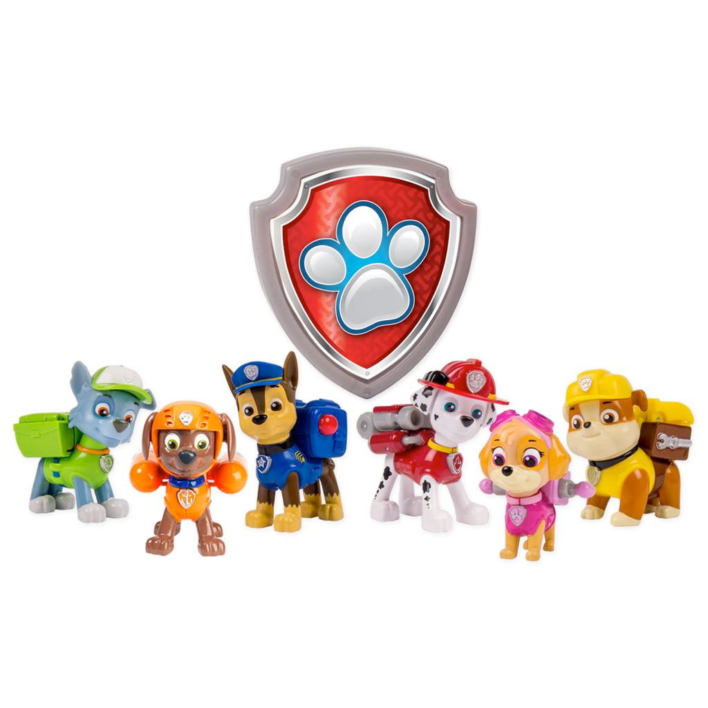 Toys r us christmas decorations uk - Spin Master Paw Patrol Paw Patrol Action Pack Rescue Team Walmart