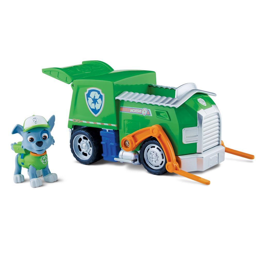Rocky's Recycling Truck
