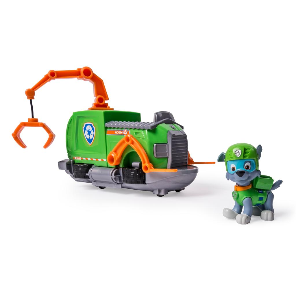Rocky's Tugboat - Vehicle and Figure