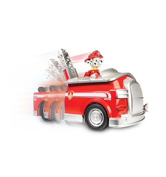 PAW Patrol On A Roll Marshall