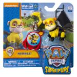 PAW Patrol - Rubble Super Pups Figure Details