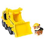 Rubble's Ultimate Rescue Bulldozer Details