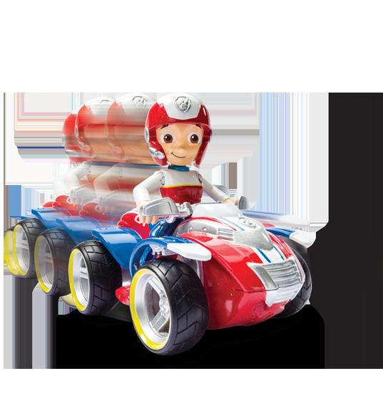 Ryder's Rescue ATV