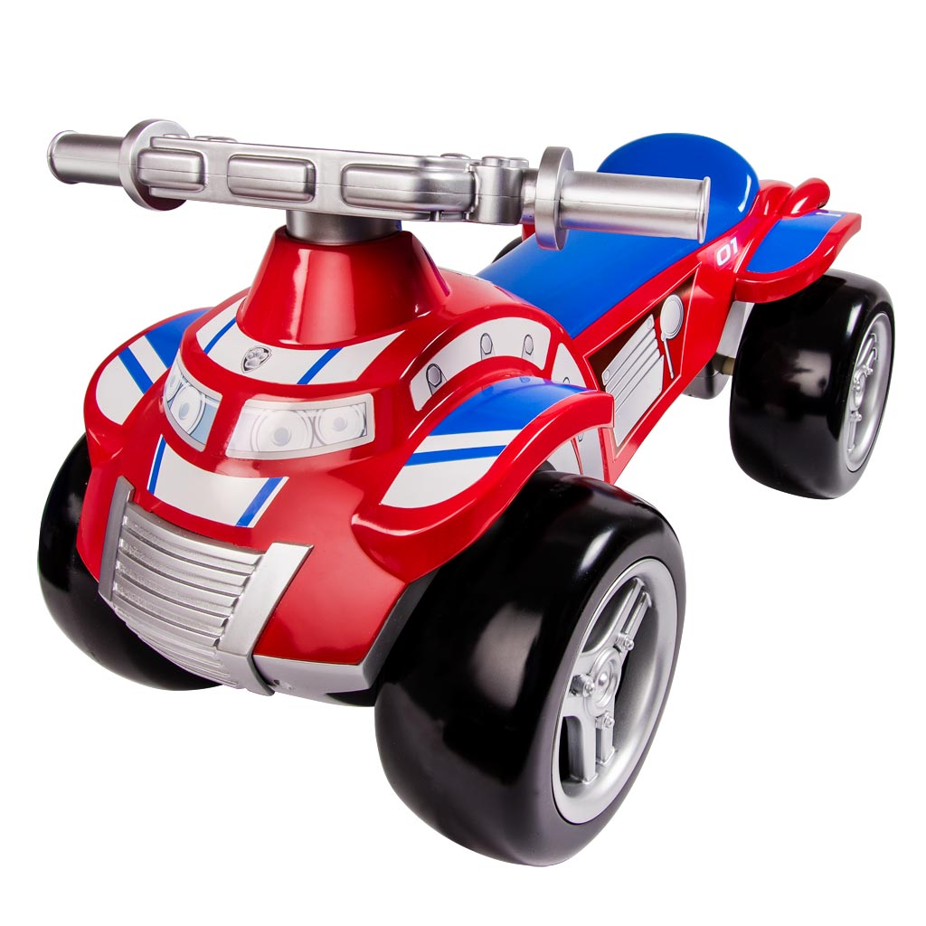 spin master paw patrol ryder 39 s ride on atv. Black Bedroom Furniture Sets. Home Design Ideas