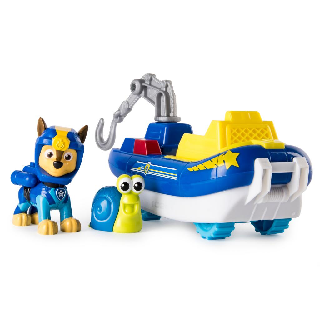 Sea Patrol – Chase's Transforming Sea Patrol Vehicle with Bonus Sea Friend