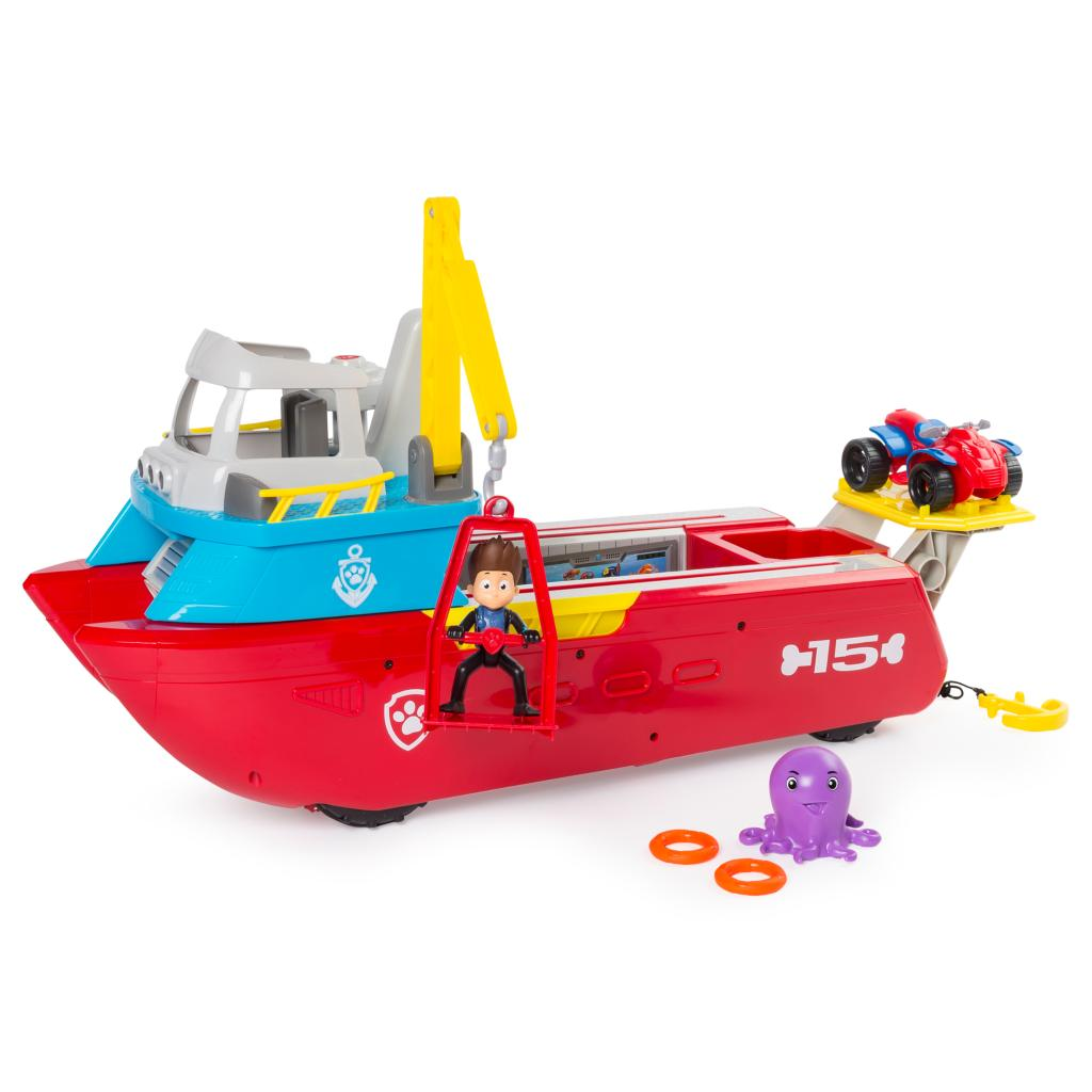 Paw Patrol Toy For Everyone : Sea patroller paw patrol