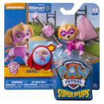 PAW Patrol - Skye Super Pups Figure Details