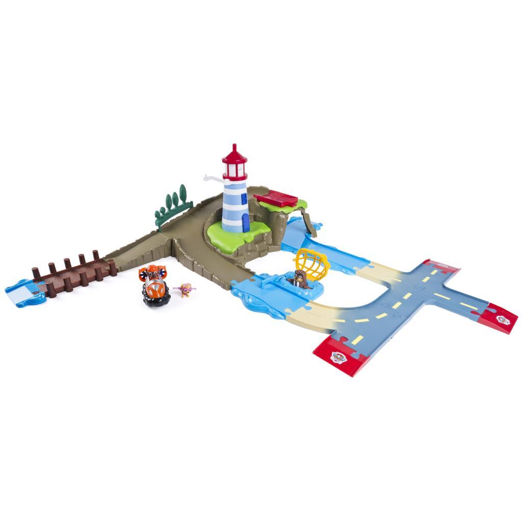 Skye & Zuma's Lighthouse Rescue Track Set