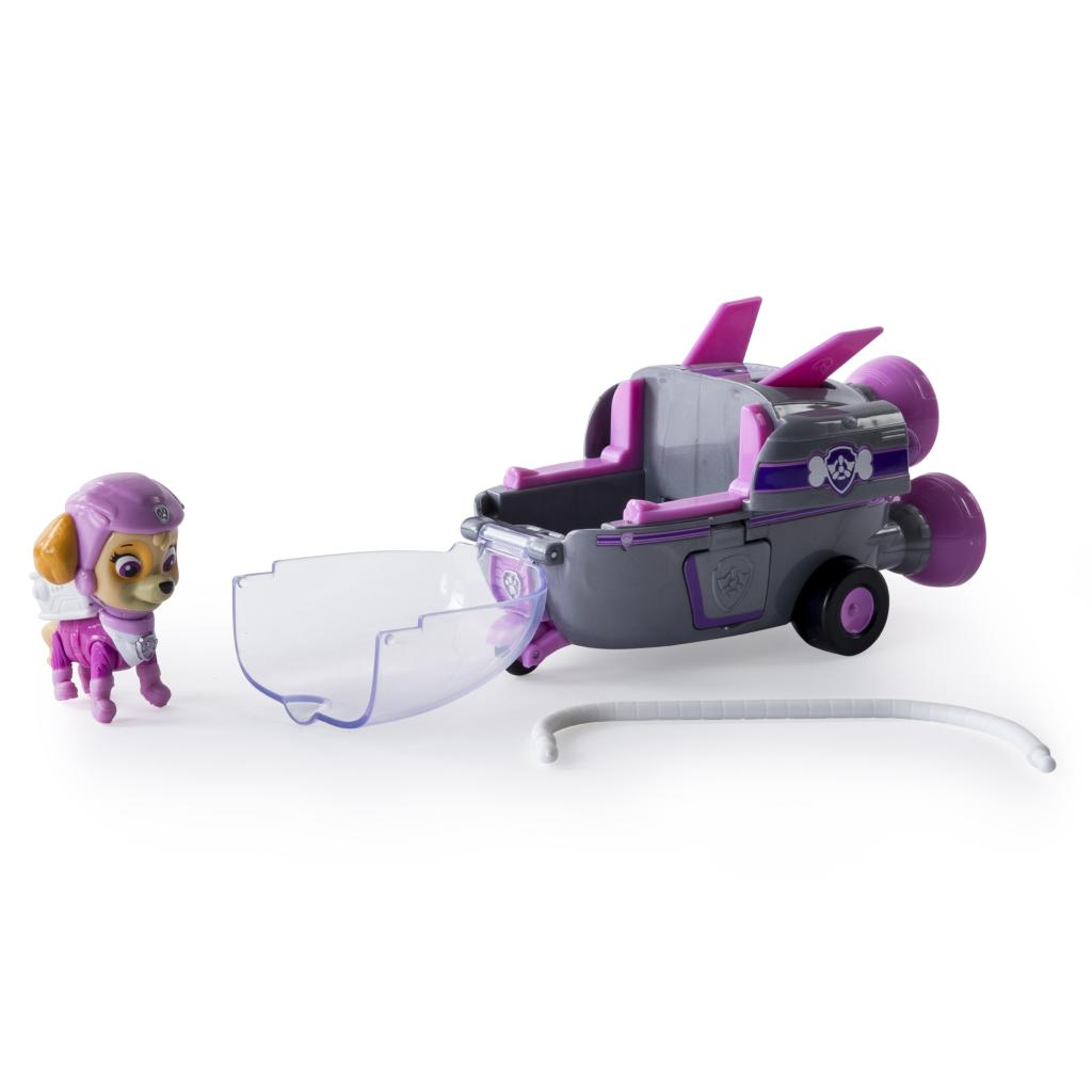 PAW Patrol, Skye's Rocket Ship, Vehicle and Figure