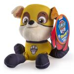 PAW Patrol - Super Hero Plush - Rubble Details