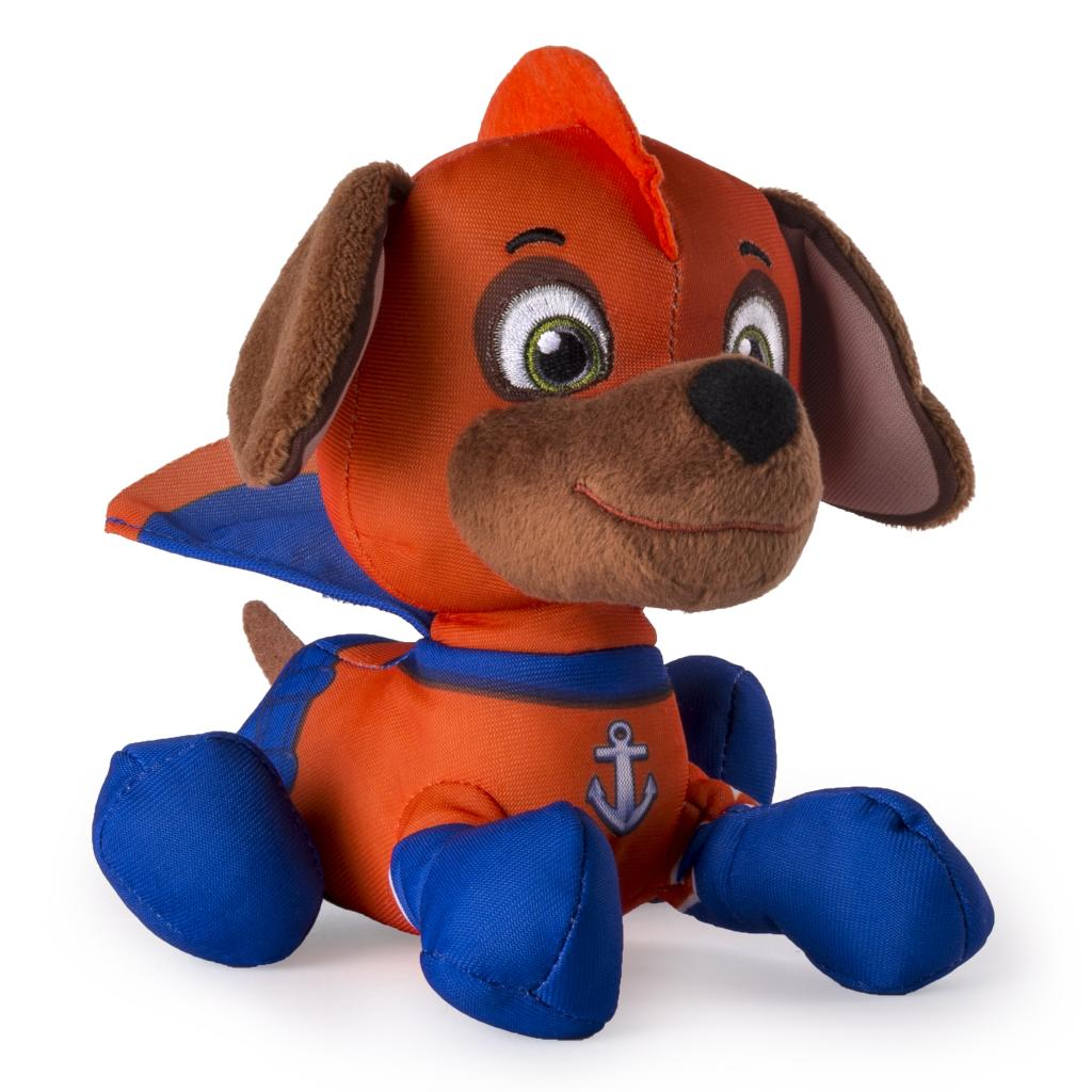 PAW Patrol - Super Hero Plush - Zuma