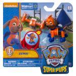 PAW Patrol - Zuma Super Pups Figure Details