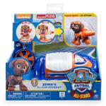 PAW Patrol - Zuma's All Stars Hovercraft - Vehicle and Figure Details