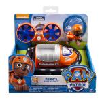 PAW Patrol Zuma's Hovercraft, Vehicle and Figure Details