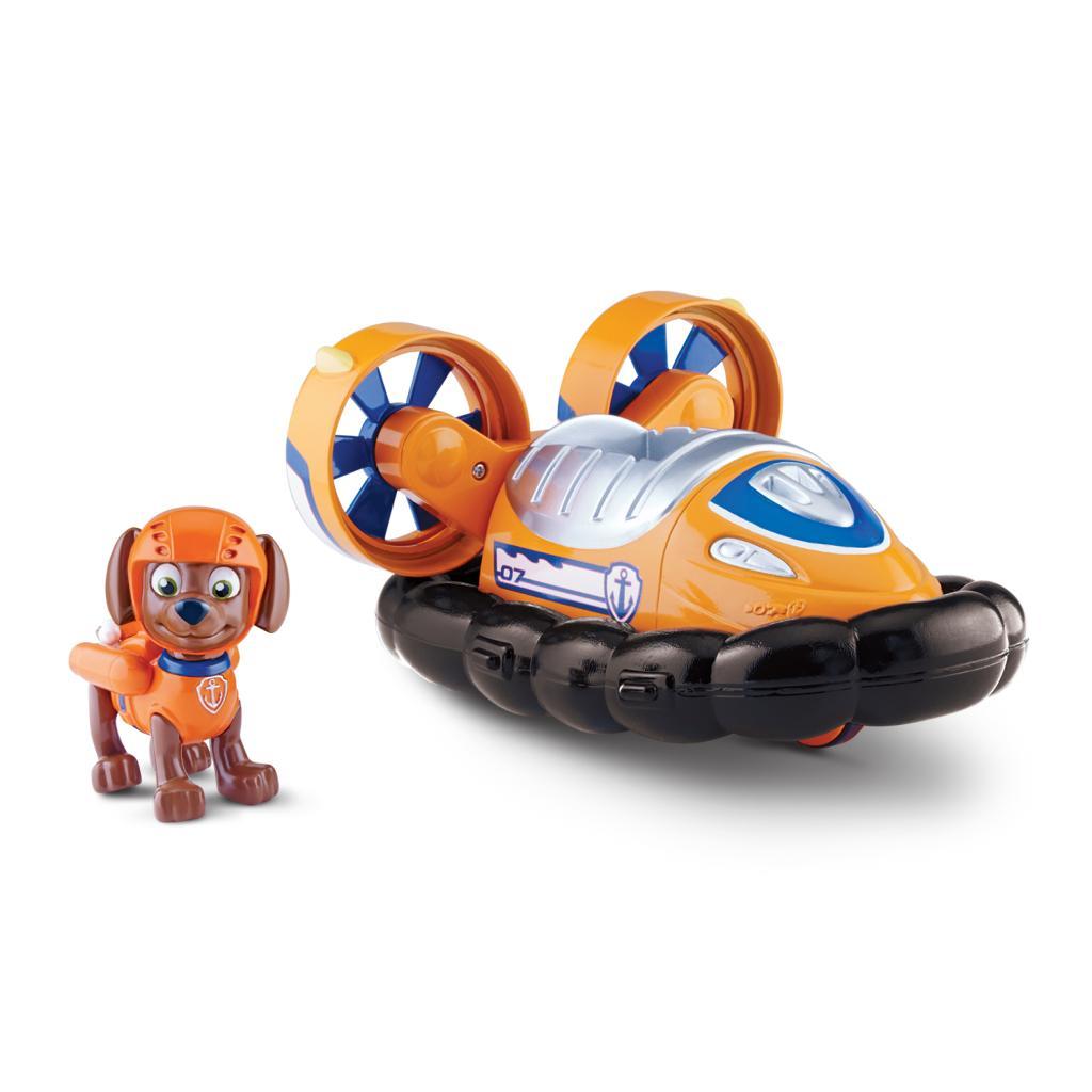 Zuma's Hovercraft