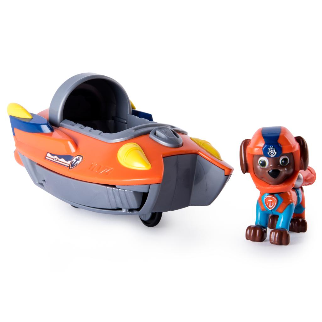 Paw Patrol – Zuma's Transforming Sea Patrol Vehicle