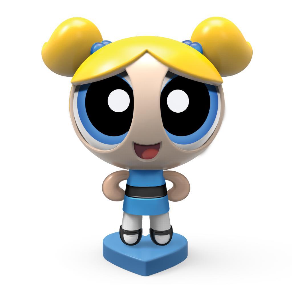 Power puff girl dolls