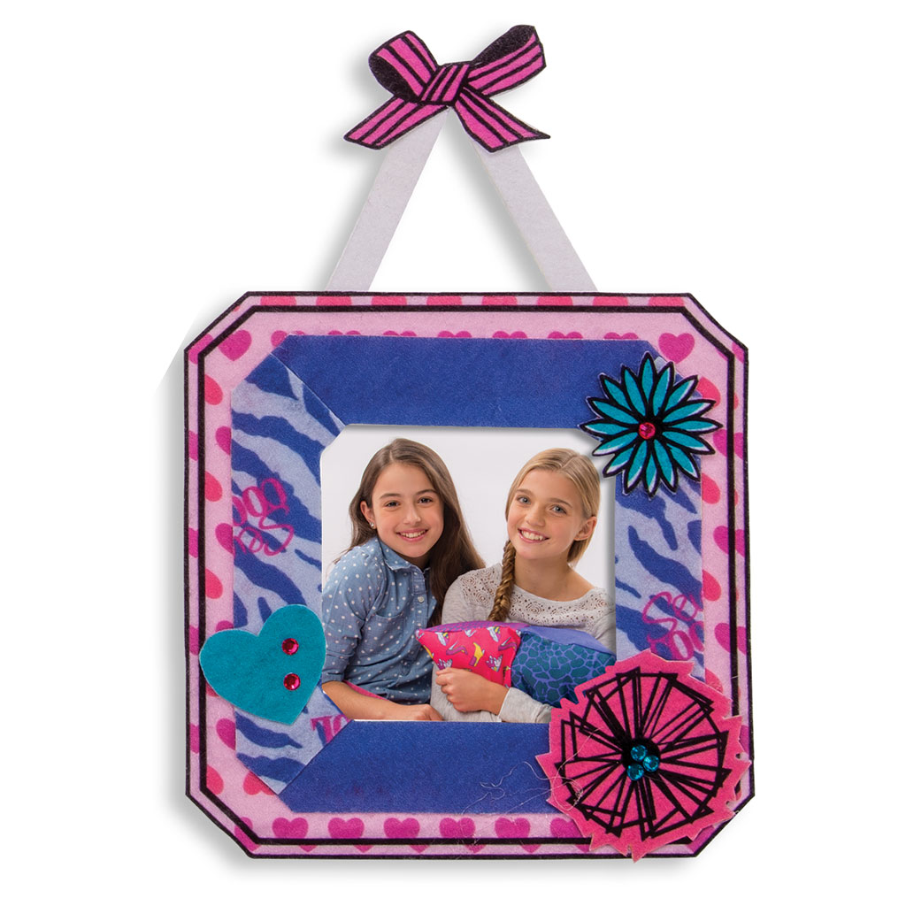 Spin Master - Sew Cool Sew Cool Picture Frames