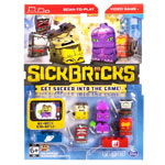 Sick Bricks - Sick Team - 5 Character Pack - Ninja vs Space