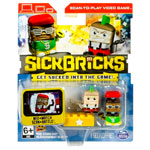 Sick Bricks, Double Character Pack