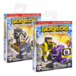 Sick Bricks Big Sick Character Pack, Heroes vs. Monsters