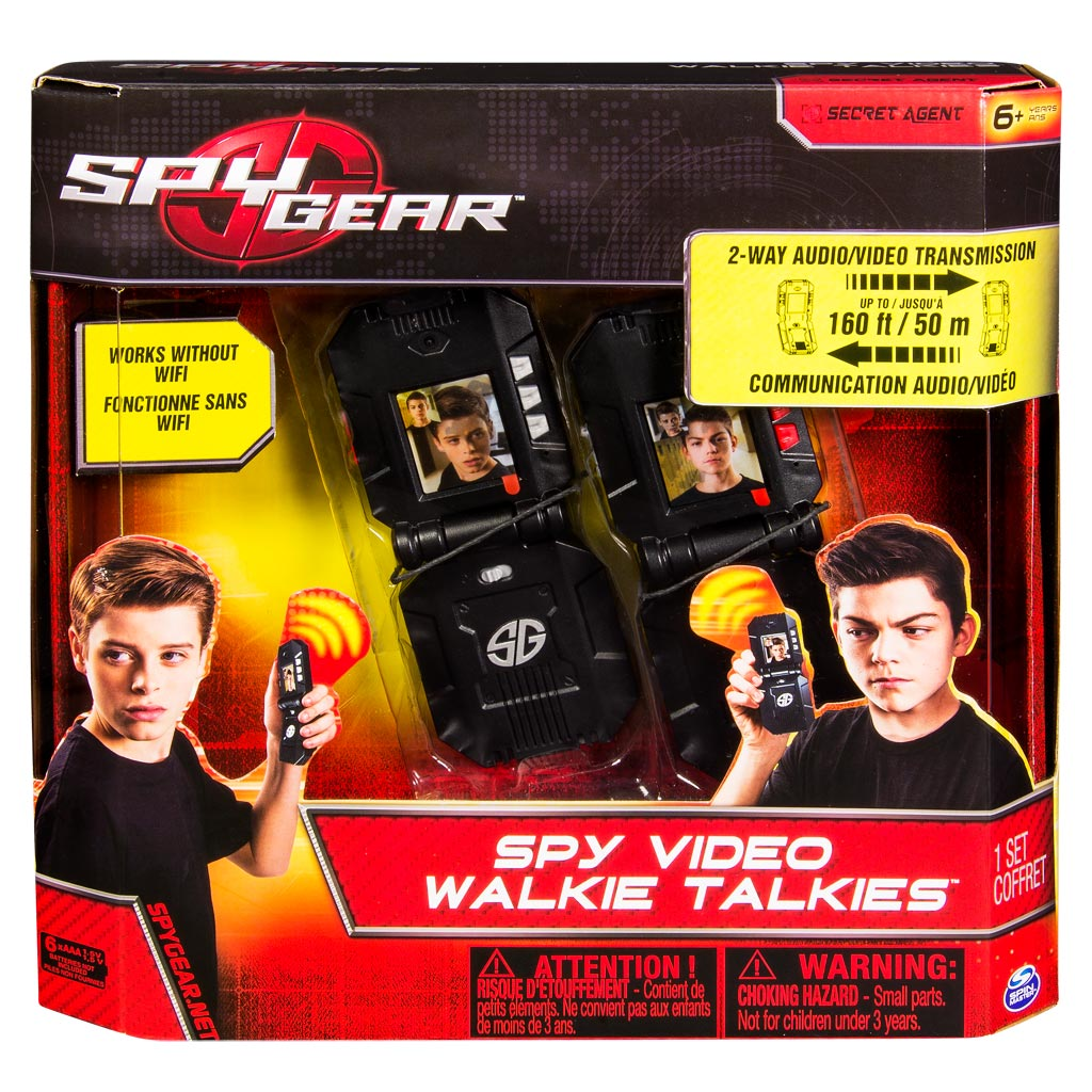 Image result for Spy Gear Video