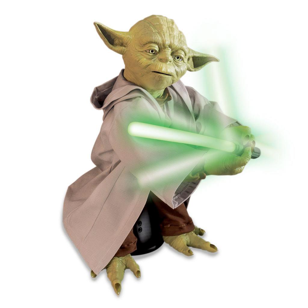 Spin Master Star Wars Star Wars Legendary Jedi Master Yoda