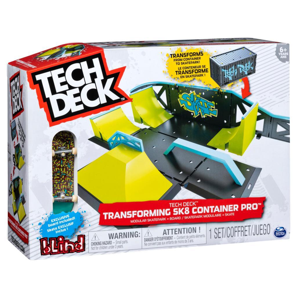 Diagram Tech Deck Pro 2