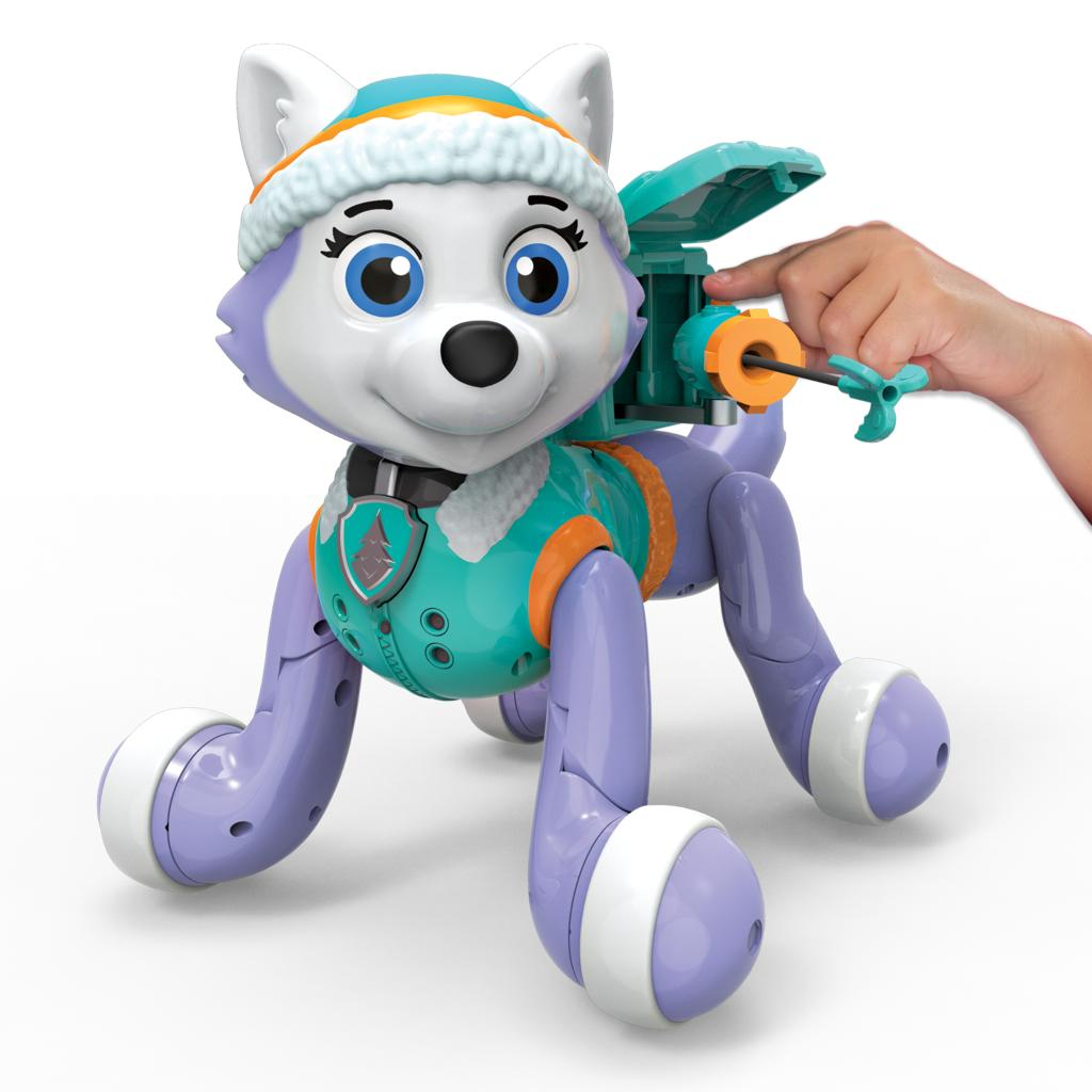 Zoomer everest coming soon products paw patrol