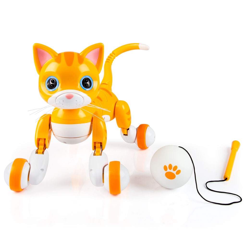 Zoomer Cat Toys R Us